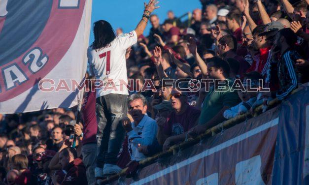 La Salernitana batte lo Spezia ma i tifosi sono tutti delusi, il colpevole uno solo: Colantuono