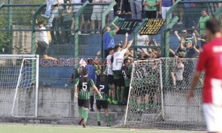 VIDEO | Il Saviano sbanca Ottaviano: rivedi il gol su punizione di Sepe